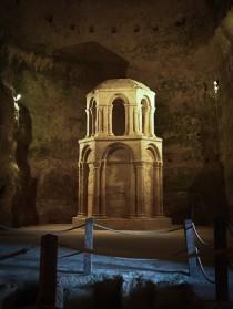 Église monolithe Saint-Jean