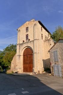 Chapelle-porte